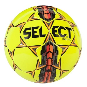 Labdarúgás labda Select FB Delta sárga fekete, Select