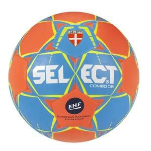 Kézilabda labda Select Félpanzió Combo DB kék narancssárga, Select