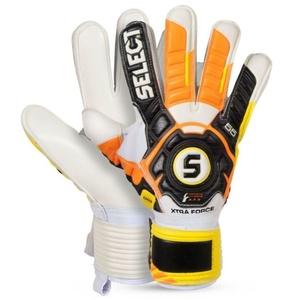 Kapus kesztyű Select kapus kesztyű 55 Xtra Force fekete sárga, Select