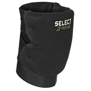 Védők  térd Select Knee támogatás röplabda 6206 fekete, Select