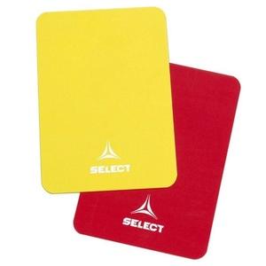 kártyák  játékvezető Select játékvezető cards piros sárga, Select