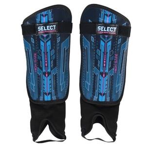 Védők lábszáron Select sípcsont gárdisták High Biztonságos kék rózsaszín, Select