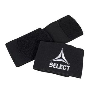 szalag  protektorok Select sípcsontvédő holder fekete, Select