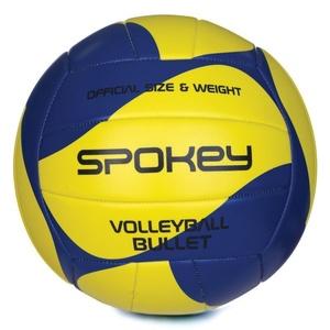 Röplabda labda Spokey BULLET sárga-kék, Spokey