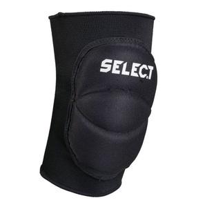 Kötszer térd Select Knee támogatás w / pad fekete, Select