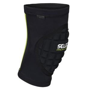 Védők  térd Select Compression knee támogatás kézilabda 6250 fekete, Select