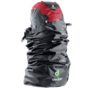 Csomagolás  hátizsák Deuter Flight Cover 90 black, Deuter