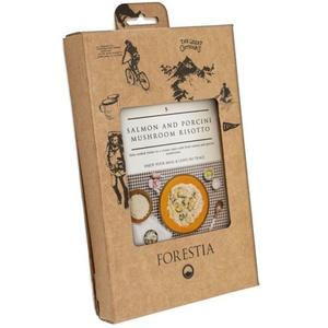 Élelmiszer Forestia Rizottó  lazac és gomba vargánya ( hősugárzó), Forestia