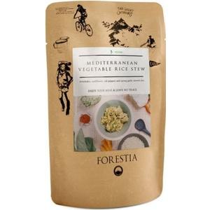 Élelmiszer Forestia a Földközi-tenger zöldség párolt rizs ( hősugárzó), Forestia