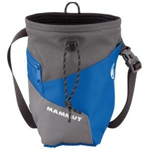Táska  magnézium Mammut Rider Chalk Bag dark cián 5611, Mammut