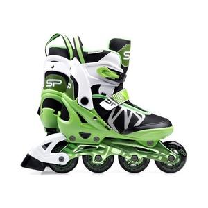 Korcsolyát korcsolyát Spokey SPEEDSTAR zöld, Spokey
