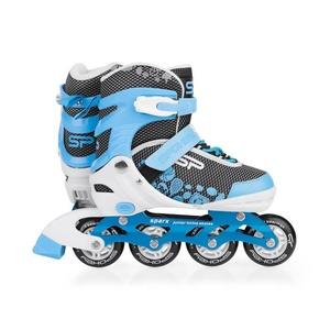 Korcsolyát korcsolyát Spokey Sparx kék, Spokey