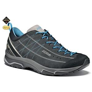 Cipő Asolo Nucleon GV ML grafit / ezüst / cián blue/A772, Asolo