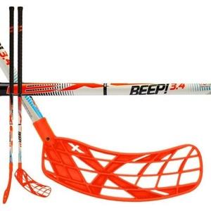 Floorball bot Exel CSIPOG! 3.4 white 92 ROUND SB, Exel