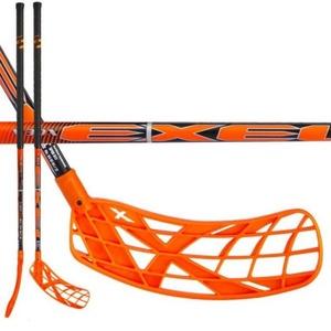 Floorball bot Exel V30x 2.9 orange 98 ROUND SB, Exel