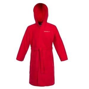 fürdőköpeny Speedo Bathrobe Mikroszálas Adult Red 68-601ae0004, Speedo