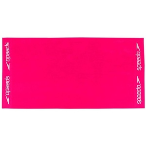 Törölköző Speedo Leisure Towel 100x180cm Raspberry Fill 68-7031e0007, Speedo