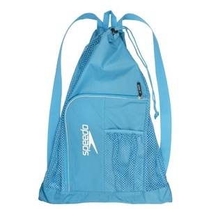 Táska Speedo Deluxe nyílás háló bag xu Sky Blue 68-112345731, Speedo