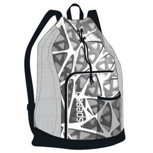 Táska Speedo Deluxe nyílás háló bag xu Cage White 68-11234c363, Speedo