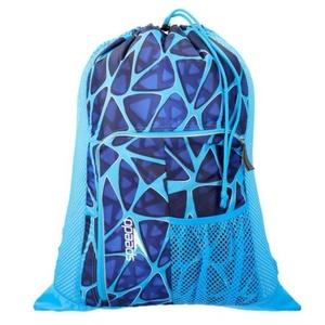Táska Speedo Deluxe nyílás háló bag xu Blue 68-11234c298, Speedo