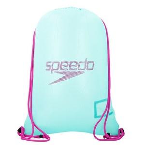 Táska Speedo Equip Mesh Bag XU Zöld / Puprple, Speedo