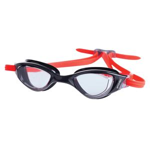 Úszás szemüveg Spokey FALCON fekete-piros, Spokey