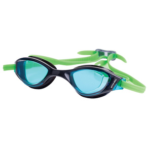 Úszás szemüveg Spokey FALCON fekete és zöld, Spokey
