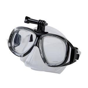 Maszk  úszás Spokey Tamukami KAMERA  markolat  fényképezőgép, Spokey