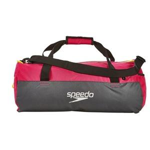 Táska Speedo Duffel Bag AU magenta / szürke 8-09190a677, Speedo