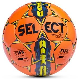 Ball Select Brillant Super narancs sárga, Select