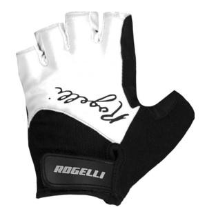 Női kesztyű  kerek Rogelli DOLCE, fehér 010.613., Rogelli
