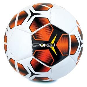 Spokey HASTE labdarúgás labda vel. 5, piros-fekete, Spokey