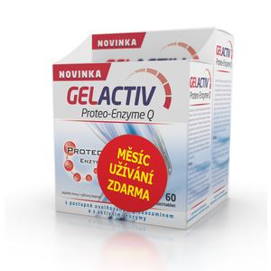 Salutem GelActiv Proteo-Enzim Q 120+60 tbl. INGYENES, Salutem