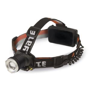 fényszóró lámpa YATE PUMA II, 6W CREE, 2x bat 18650, töltő, Yate