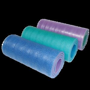 Laticel YATE double layer 12 SOFT FOAM kék, zöld, rózsaszín, Yate