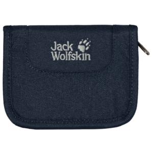 Levéltárca JACK WOLFSKIN First Class kék, Jack Wolfskin