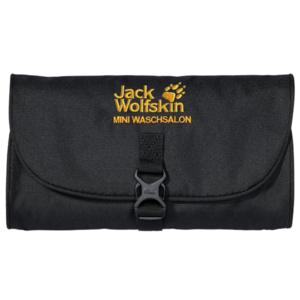 Retikül JACK WOLFSKIN Mini Waschsalon fekete, Jack Wolfskin