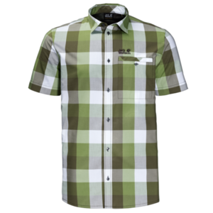 Ingek JACK WOLFSKIN Fairford Shirt Men zöld, Jack Wolfskin