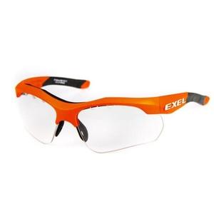 Védő brýleexel X100 EYE GUARD idősebb ember orange, Exel
