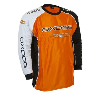 Kapus mellény OXDOG TOUR GOALIE VEST ORANGE, Oxdog