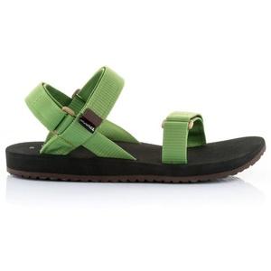 Szandálok SOURCE Urban Men's Leather Green, Source
