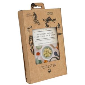 Élelmiszer Forestia a Földközi-tenger zöldségek  párolt rizs ( hősugárzó), Forestia