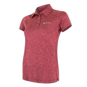 Női póló Sensor MOTION póló kr.rukáv rózsaszín, Sensor