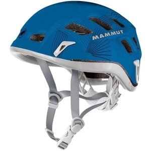 hegymászás sisak Mammut Rock Rider 56-61cm szürke / kék, Mammut