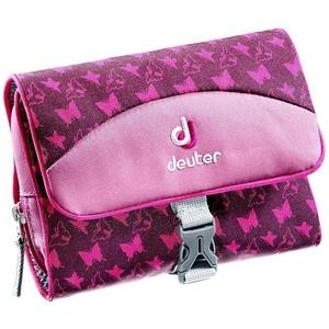Gyermek wc táska Deuter Wash Bag Kids bíborvörös, Deuter