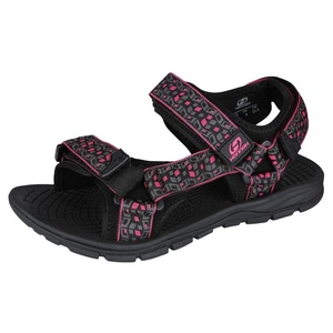 Szandálok HANNAH Feet Black / Red, Hannah