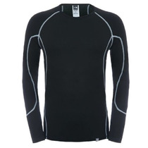 póló The North Face M Light LS Crew neck fekete T0A2LUJK3, The North Face