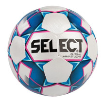 futsal labda Select FB Futsal Mimas Light fehér kék, Select