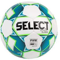 futsal labda Select FB Futsal Super fehér kék, Select