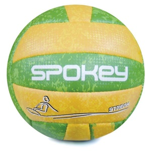 Spokey STREAK II röplabda labda zöld vel. 5, Spokey